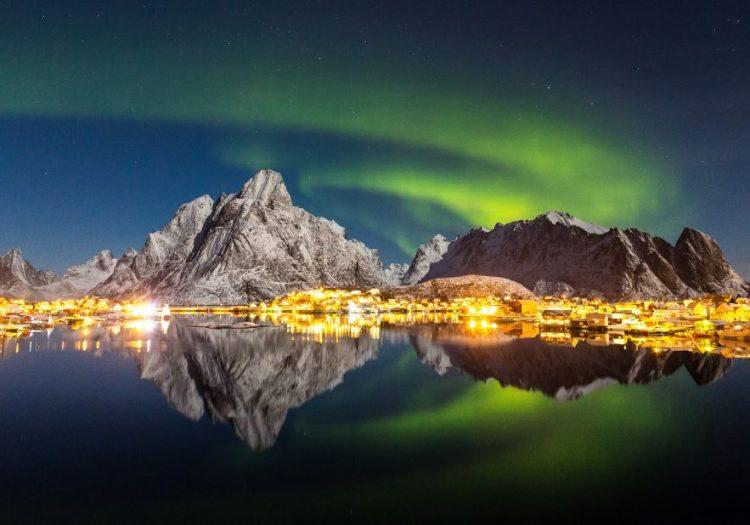 Arktische Erlebnissreise durch das winterliche Norwegen • Termine: Februar & März  • € 1.895,-